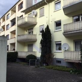 2 Zimmer-Wohnung mit Balkon und Garage, Kehl Stadtmitte