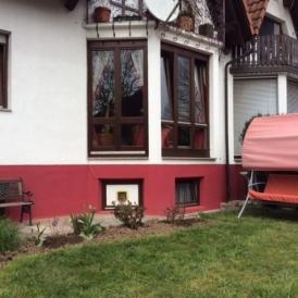 Maison jumelée avec beau jardin à Kehl - Sundheim.