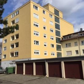 3 Zimmer-Wohnung mit Loggia in Kehl