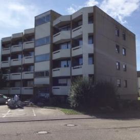 Ideal Kapitalanlage ! 1 Zimmer-Wohnung mit großem Balkon in Kehl OT