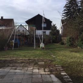 Freistehendes Einfamilienhaus auf großem Grundstück in Kehl