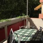 Balkon - Südseite
